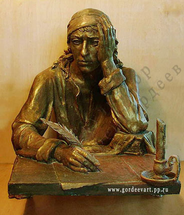 Author's sculptures made to order. The sculptor Andrei Gordeev.